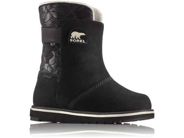 Sorel Rylee Boots Kinder black/light bisque